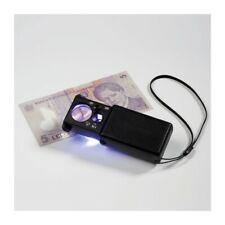 LOUPE AVEC LED ET LAMPE UV 338880