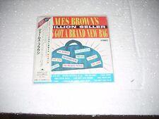 JAMES BROWN - PAPA'S GOT A BRAND NEW BAG - JAPAN CD MINI LP