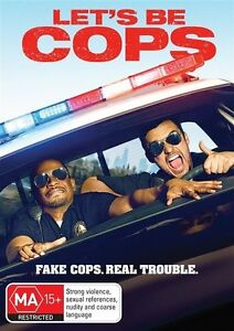 Let's Be Cops (DVD, 2015) Comedy - REGION 4