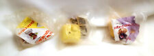 (3) SEALED Lot Vintage McDONALD's Robot CHANGEABLES Happy Meal Figures McNuggets
