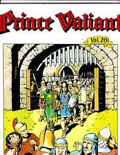 "Prince Valiant Vol 20-1993-Strip Reprints Soft Cover-""Pilgrimage -1st Print! """