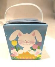 12 EASTER Mini Small Gift Box Candy Boxes Lolly Candy Noodle Boxes Loot Party