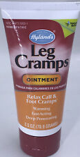 Hylands Leg Cramps Ointment, 2.5 Ounces , Calf And Foot Cramps , Warming