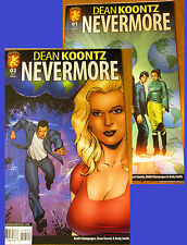 DEAN KOONTZ Nevermore #1 & #2 New and SEALED