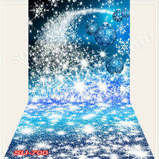 Christmas10'x20'Computer/Digital Vinyl Scenic Photo Backdrop Background SU700B88