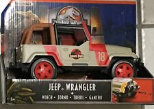 Unreleased IN HAND New Jurassic World Legacy Collection Jeep Wrangler Park 2018