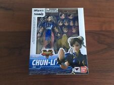 Bandai S.H.Figuarts Fighting Chun Li Street Fighter V Figure Tamashii Nations
