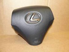 110306. 2006-2011 Lexus GS300 Air Bag Black Steering Wheel Airbag OEM Genuine