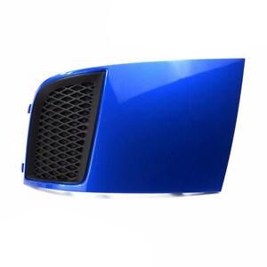 OEM 2011-2014 Subaru Impreza WRX STi Front Left Bumper Hole Cover Blue Mica NEW
