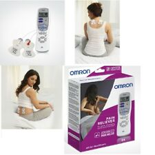 Omron E4 Electronic Nerve Tens Pulse Machine Pain Relief Massager Long Life Pads
