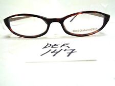 New BCBG MAX Azaria Eyeglasses Renata Tortoise France Women's (DER-147)