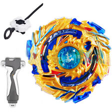Drain Fafnir.8.Nt Beyblade burst B-79 Starter Set w/ Launcher + Advance Grip