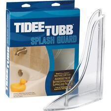 Tidee Tubb Clear Tub Splash Guard