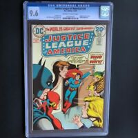 Justice League of America #109 (1974) 💥 CGC 9.6 💥 Hawkman Quits JLA! DC Comics