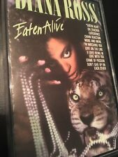 Eaten Alive by Diana Ross (Cassette, RCA) FAST SHIPPING