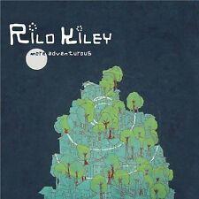 RILO KILEY - More Adventurous (CD, Aug-2004, Brute/Beaute) - SEALED, NEW