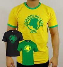Zaire Supporters T-Shirt Legends Team Shirt Leopards COD RDC Tee