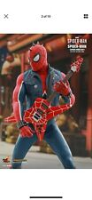 Hot Toys Spider-Man Punk Suit Brand New In Box With Exterior Box As Well