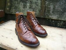 CHEANEY MEN'S BOOTS – BROWN / TAN - UK 7.5 – EXCELLENT CONDITION