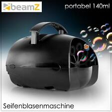 DANCEFLOOR SEIFENBLASEN MASCHINE BUBBLE MACHINE PARTY DISCO EFFEKT PORTABLE