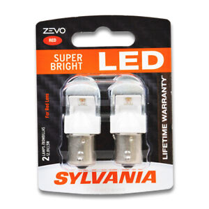 Sylvania ZEVO Brake Light Bulb for Jaguar XJRS XK8 XJS XJ12 Vanden Plas XJ6 dl