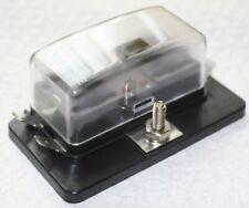 Wohnmobil / KFZ: 4-Fach, LED, Sicherungshalter / Sicherungsdose, Ausfallled