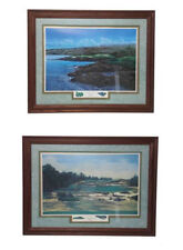 PINE VALLEY  HOLE NUMBER 2 and MAUNA KEA NUMBER 3 THE DREAM COURSE LIMITED PRINT
