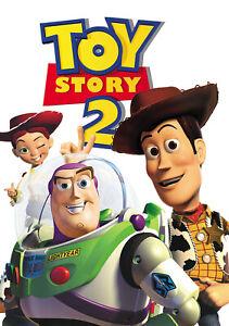 Toy Story 2 35mm Film Cell strip very Rare var_b
