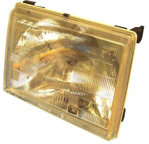 VOLVO 760 940 960 HEADLAMP headlight  W/ FOG RH 1392711 NEW CLEAR