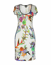 JUST CAVALLI NUOVO ORIGINALE ABITO/DRESS DONNA/WOMEN TG.M-S (42-44) UK 10-12