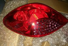 GENUINE PEUGEOT 207 HATCHBACK 2006-2009 Pair of REAR LIGHTS LH and RH 9682R6