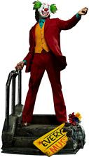 The Joker Bonus Clown Mask Ver. 1:3 Scale Statue Prime 1 Sideshow Blitzway RARE