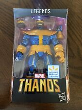 "Marvel Legends Walmart Exclusive Thanos 6"" Action Figure NEW/SEALED"