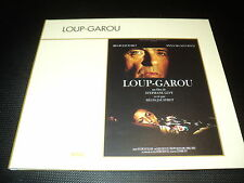 "RARE! DVD ""LOUP-GAROU"" Regis JAUFFRET, Anna SIGALEVITCH"