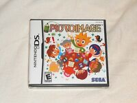 NEW Pictoimage Nintendo DS Game SEALED picture image drawing draw pictoimages