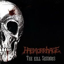 HAEMORRHAGE - The Kill Sessions MCD