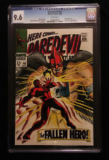 1968 Marvel Daredevil #40 CGC 9.6 White Pages