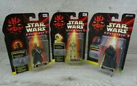 Star Wars Episode 1 Darth Maul & Battle Droid Action Figure Hasbro Commtalk