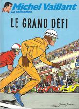 Michel Vaillant BD réédition Test de l'originale et pub journal l'équipe Graton