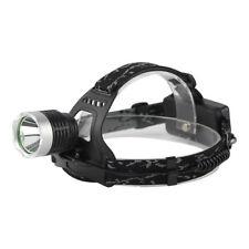 5000 Lumen XM-L T6 LED 18650 Headlamp Headlight Head Lamp Light Torch Flashlight