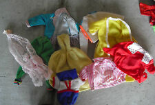 Lot of Vintage Barbie Doll Clothes Outfits Tops More #2 LOOK