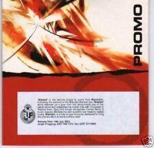 (D55) Mankato, Wasted - DJ CD
