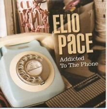 (AH393) Elio Pace, Addicted To The Phone - DJ CD