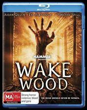 Wake Wood BD Blu-Ray Region B