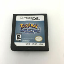 Pokemen SoulSilver Version Game Card For Nintendo 3DS NDSI NDSL NDS Cartridge