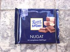 8 x Ritter Sport -Praline- milk chocolate bars of 100 gr/ 3.5 oz net