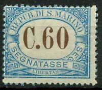 San Marino 1925 Sass. SS23 Nuovo * 100%