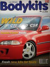 Best Bodykits 2 WRX 200SX Silvia Honda Civic Integra Toyota MR2 Seca Lancer GSR