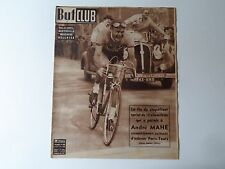*Rare Vintage 1950s 'BUT et. CLUB' - French Cycling Magazine - 8 May 1950*