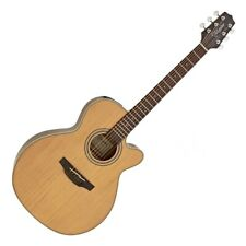 Takamine Gn20ce Solid Cedar Top Electro Acoustic Guitar Natural